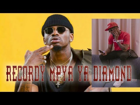Hii Ndiyo Historia Ambayo Anayoenda Kuiandika Diamond Plantnamz Tanzania...