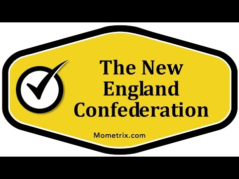 The New England Confederation