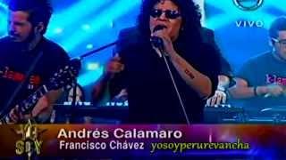 """YO SOY ANDRES CALAMARO """"LOCO"""" LA GRAN FINAL 27/09/13"""