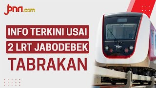 Kabar Terkini Tabrakan LRT di Jakarta Timur