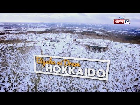 Biyahe ni Drew: Winter adventure in Hokkaido (Full episode)