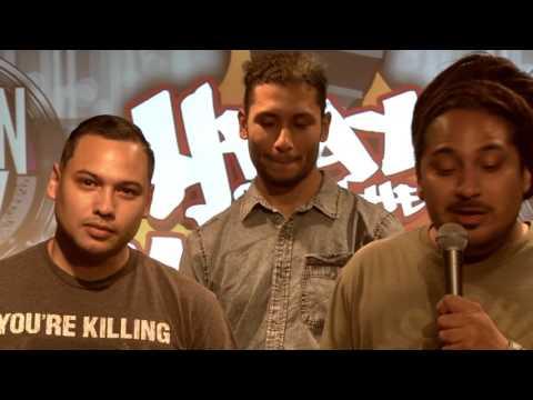 San Diego's Hip Hop Show: King Oz, Sweet OTB, Cisco Rubio & DJ JAM | Heat of The Week