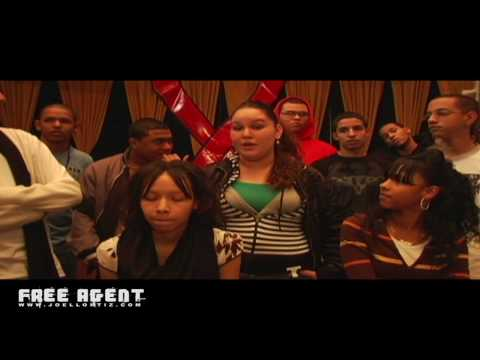 Joell Ortiz-Gives Back for Xmas-EL PUENTE ACADEMY FOR PEACE AND JUSTICE: