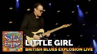 Joe Bonamassa 34 Little Girl 34 British Blues Explosion Live