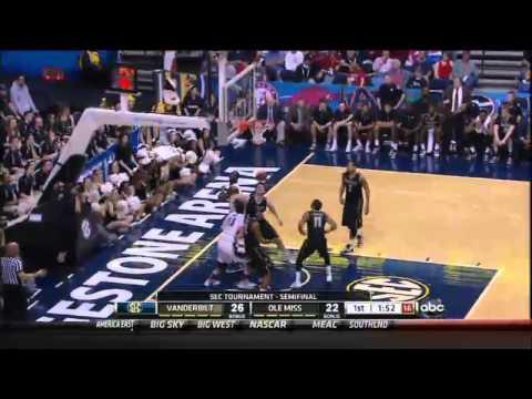 03/16/2013 Vanderbilt vs Ole Miss Men