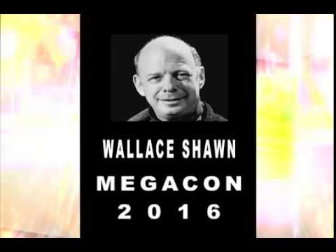 Wallace Shawn @ MegaCon Tampa Bay 2016