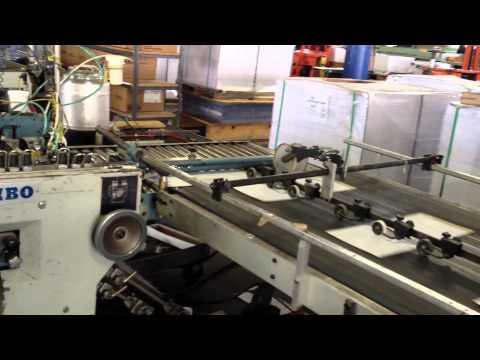 Remoistenable Glue and Bang Tail Envelopes - Rickard Bindery