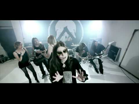 Amoral - Wrapped In Barbwire (Official Music Video)