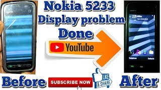 Nokia 5233/5800 XpressMusic Disassembly & Assembly Screen and Case Replacement