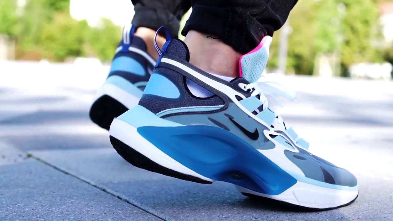 Fuerza preferible Finito  The Nike DIMSIX is one of the comfiest sneakers out there! - YouTube
