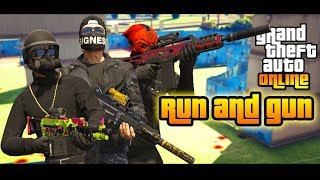 How to Play Run and Gun in GTA Online: 2019 Edition