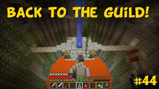 MineZ: Story of a Survivor. EP 44: BACK TO THE GUILD!