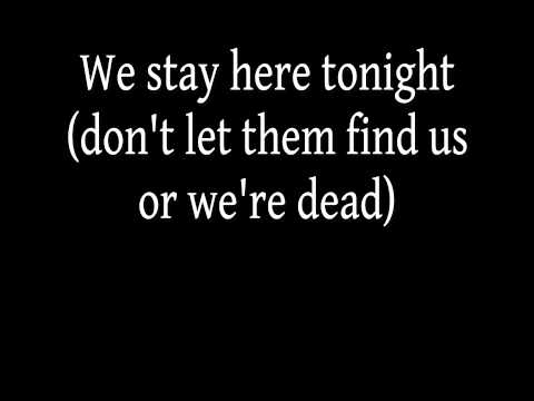 Escape The Fate  The Guillotine HD  with Lyrics on screen