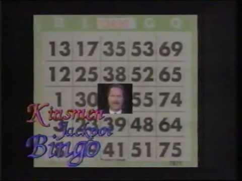 Kinsmen Jackpot Bingo Winnipeg