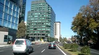 東京国立近代美術館:駐車場の入り方