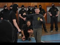 SWAT and Military Krav Maga Expert - Police seminar by Israel Cohen