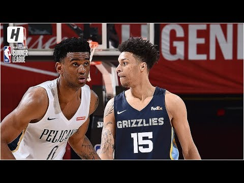 Memphis Grizzlies vs New Orleans Pelicans - Full Game Highlights | July 14, 2019 NBA Summer League