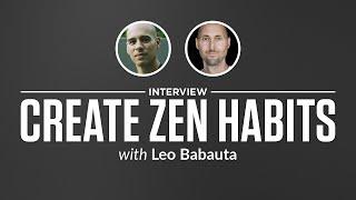 Video Optimize Interview: Create Zen Habits with Leo Babauta download MP3, 3GP, MP4, WEBM, AVI, FLV Juli 2018