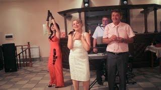 Свадебный реп от родителей невесты! :-)
