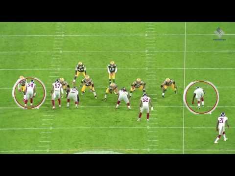 Inside the Film Room: Giants vs. Packers