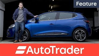Renault Clio hatchback long-term test review