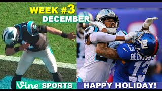 Best Sports Vines 2015 DECEMBER Week 3, Best Sports Moments Compilation