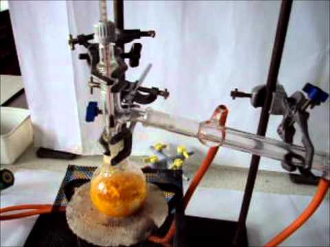 Isolation Of Limonene By Steam Distillation Youtube