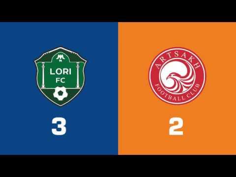 Lori - Artsakh 3:2, Armenian Premier League 2018/19