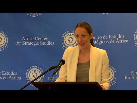 Civil War in the Central African Republic – Catherine Lena Kelly