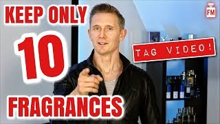 KEEP ONLY 10 FRAGRANCES FOR LIFE - Designer | Toss Out The Rest