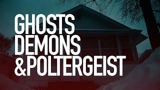 Ghosts, Demons & Poltergeist | THS Paranormal Marathon