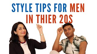 College Dressing for Men in their 20s | With Sahil Kumar