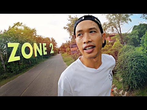 Zone 2 Running : วิ่งที่โซน 2 อย่างไร? เพื่อประสิทธิภาพสูงสุดในการลดความอ้วน ลดพุง และเพื่อสุขภาพดี
