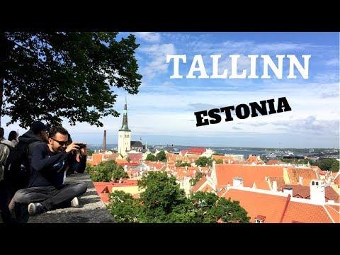 TALLINN | BELLISSIMA e  LOW COST | Vlog