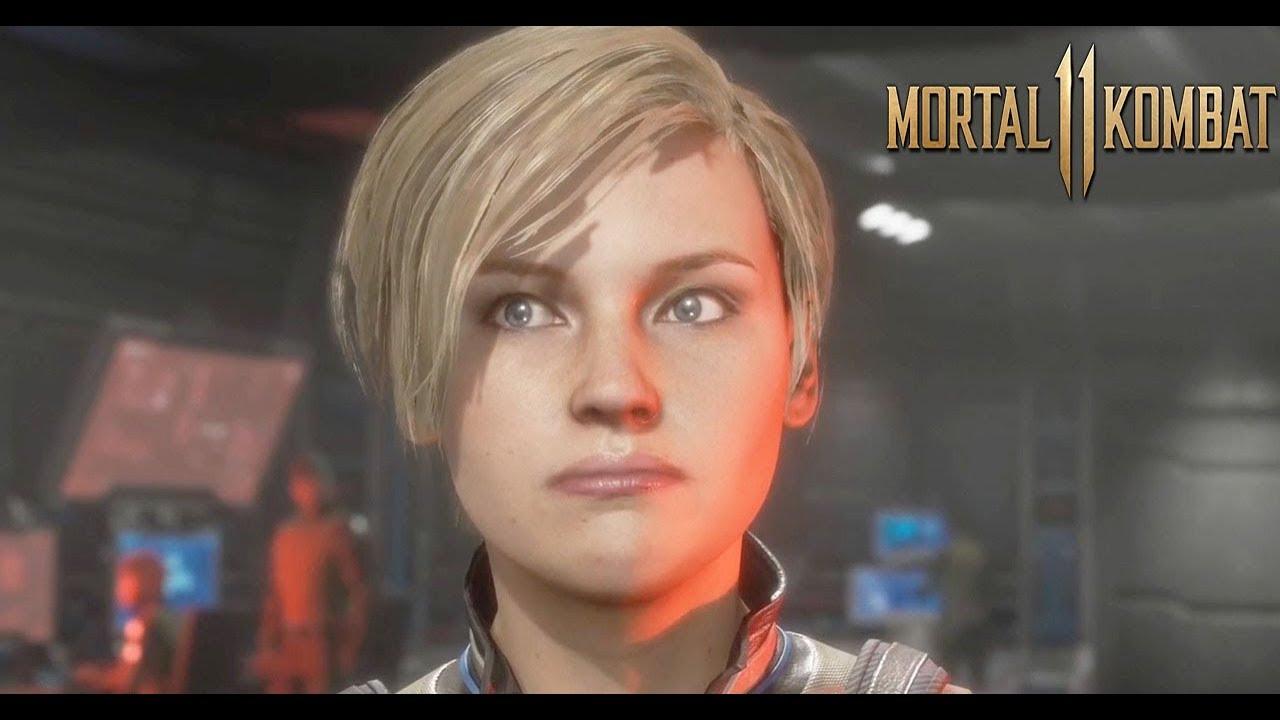 Mortal Kombat 11 Sonya Blade Gets Angry Over Her Death Mk11