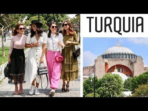 Turistando em ISTANBUL