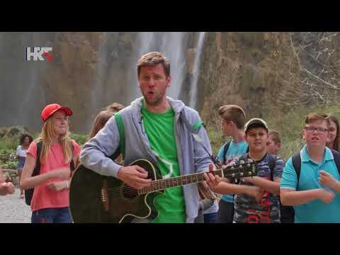 Luka i prijatelji: PLITVIČKA JEZERA, pjesma