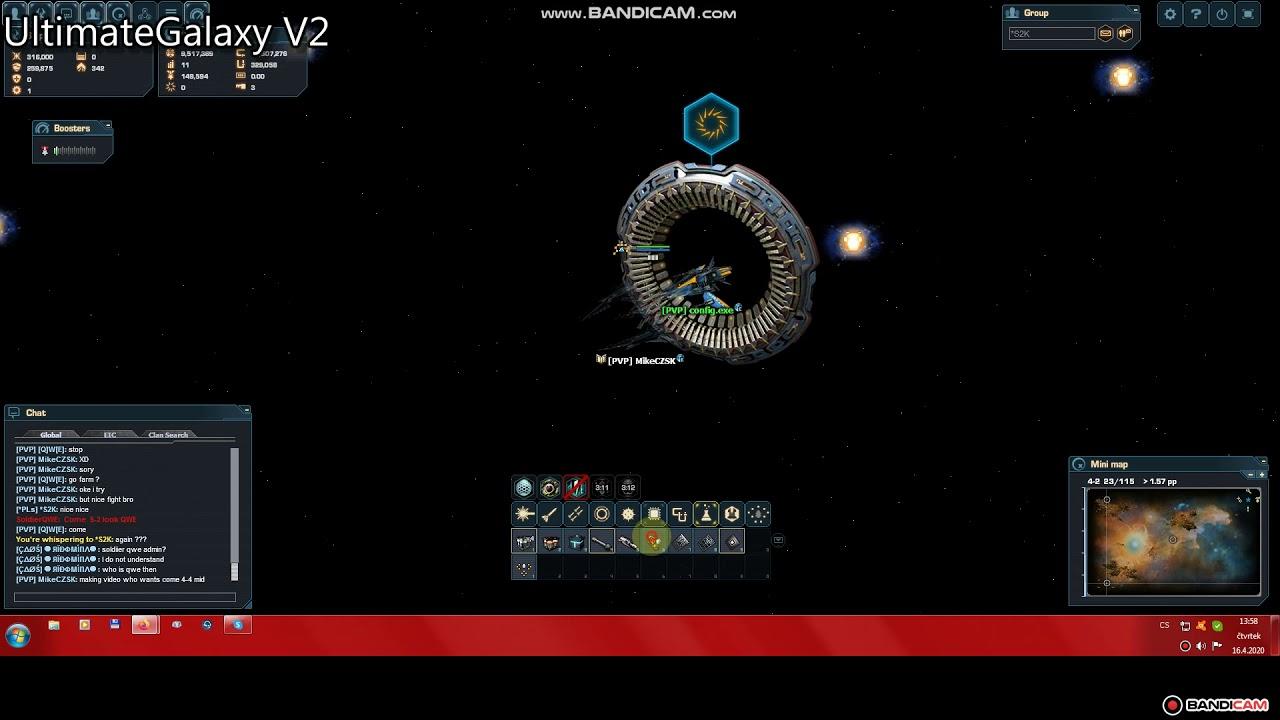 Darkorbit Private Server
