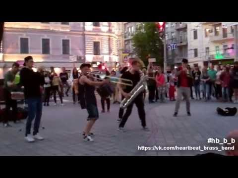 "HeartBeat Brass Band [""Стекляшка"" 15.06.2016]"