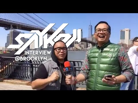 Voice Of America Indonesia - Brooklyn Interview