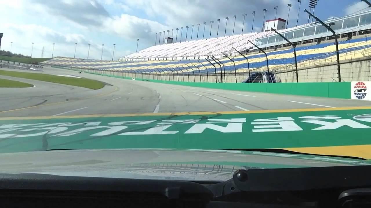 Trailblazer SS @ Kentucky Motor Speedway 2013 - YouTube