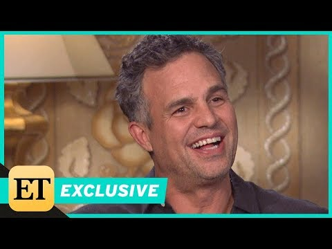 Mark Ruffalo Jokes His Kids Are 'So Over' Dad Being The Hulk Exclusive