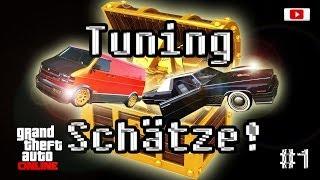 GTA Online Tipps N Tricks - Tuning Schätze! (Folge 1)