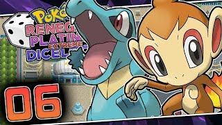 WE GET 5 MORE STARTER POKEMON?! Pokemon Renegade Platinum Extreme Dicelocke Part 06 w/ HDvee