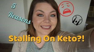 Not Losing Weight On Keto: 5 Reasons You May Be Stalling!