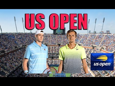 2019 US Open Draw Preview (Men's)