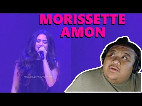 [MUSIC REACTION] Morissette Amon - Who You Are (IMPORTANT MESSAGE AT THE END)