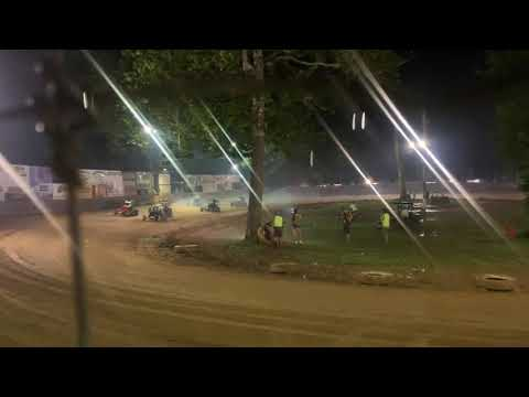 270 Heat 2 - 7/3/19 - Shellhammers Speedway
