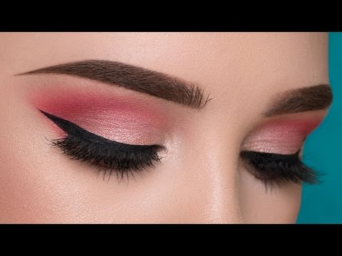 Easy Pink Summertime Makeup Tutorial