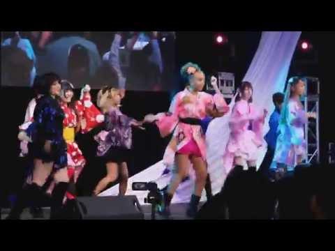 GARNiDELiA LIVE! + PRiSMix & Charmy Kittie, ODOTTEMiTA Champions J-Pop Summit 2016 Gokuraku Jodo
